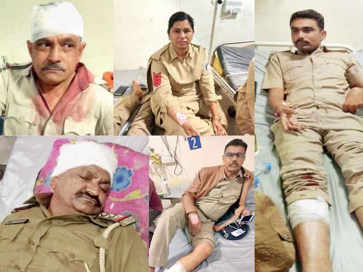👮♂️ I Support ગુજરાત પોલીસ - ShareChat