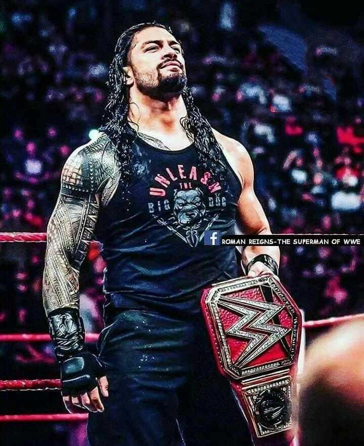 🤼♂️ WWE - ROMAN REIGNS - THE SUPERMAN OF WWE ANPET பாகம் போகப் பலியாயம் பட்ட MAHAPEDEAD2 GBREECAS - ShareChat
