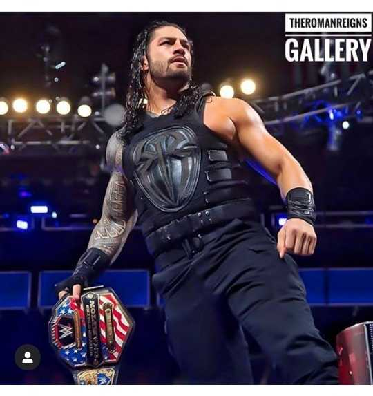 🤼♂️ WWE - THEROMANREIGNS GALLERY Co2 NOVI - ShareChat