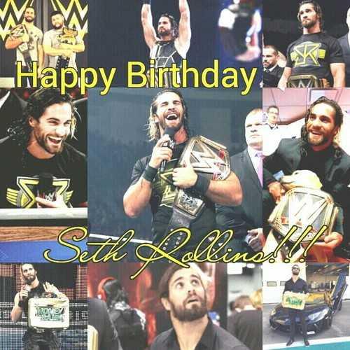 🤼♀️ WWE - NEW Happy Birthday SZE - ShareChat