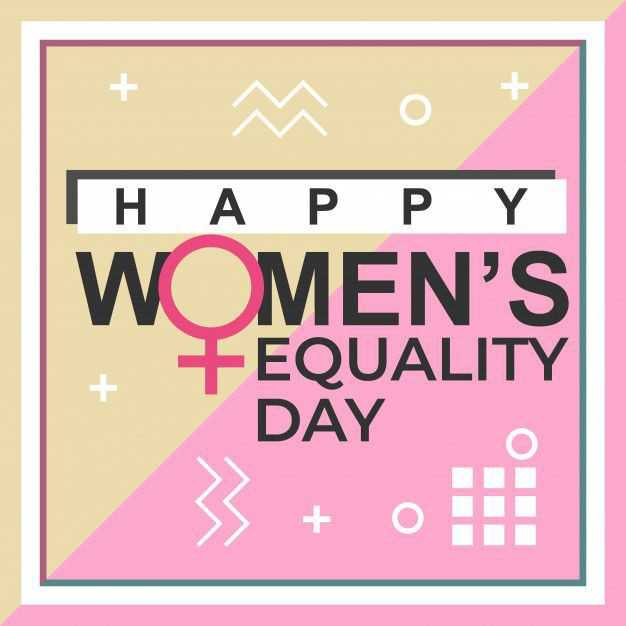 👱♀️Woman Equality Day👵 - + Ν ο * ΓΗ Α Ρ ΡΥ WOMEN ' S FEQUALITY DAY S + ο - ShareChat
