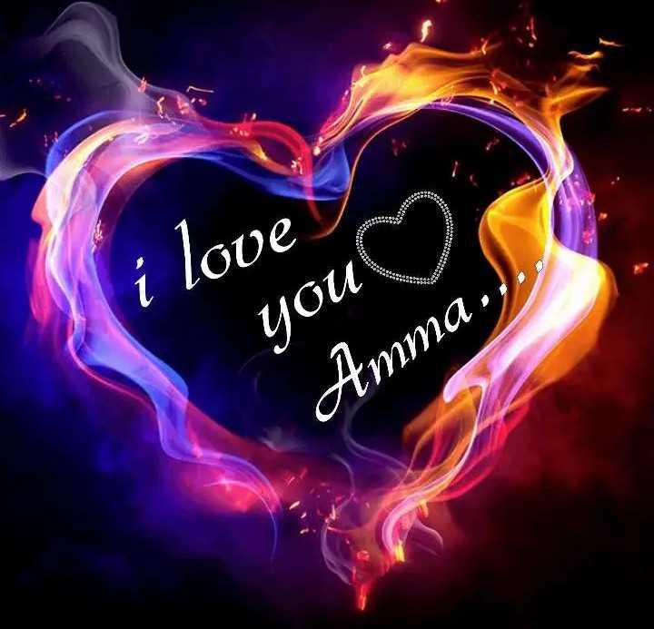 👨🏽💻 best photo edits - i love you♡ Amma , - ShareChat