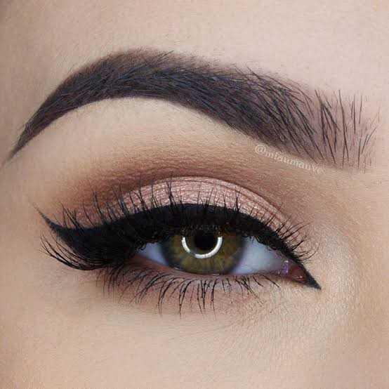 👁🗨kajal Eyeliner Challenge - @ miau - ShareChat