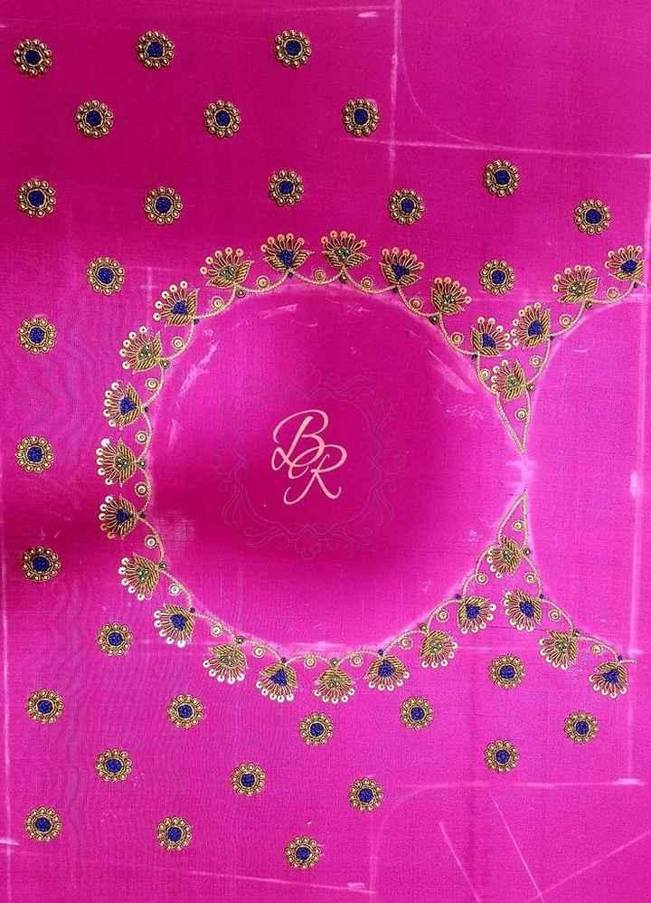 ✂️ embroidery design - och - ShareChat