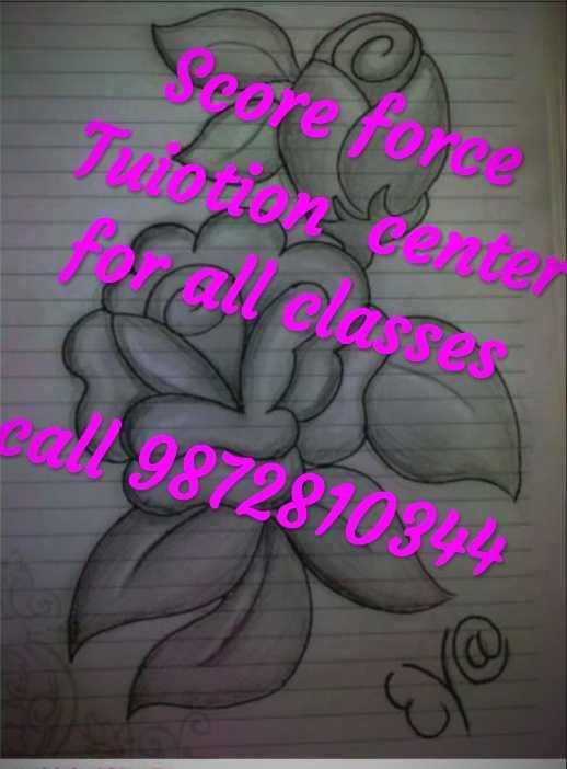 💐✈ਸ਼ਹੀਦ ਜਵਾਨਾਂ ਨੂੰ ਦਿੱਤੀ ਗਈ ਸ਼ਰਧਾਂਜਲੀ 🙏👨✈️ - Score force Tetotion Center for all classes call 9872810344 - ShareChat