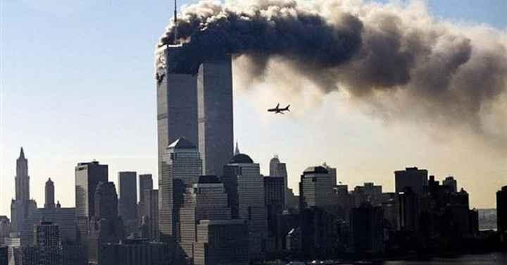 ✈️ 9/11 आतंकी हमला - ShareChat