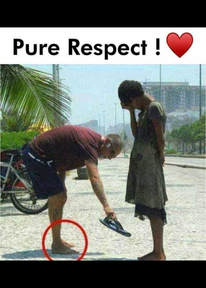 ✌ शेयरचैट सुझाव बॉक्स - Pure Respect ! - ShareChat