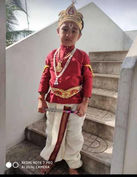 ✌శ్రీ కృష్ణ వాట్సప్ స్టేటస్ - REDMI NOTE 7 PRO AI DUAL CAMERA - ShareChat