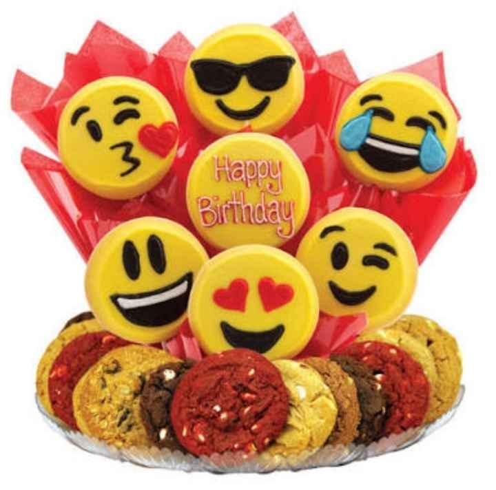 ✍ டிஜிட்டல் கலை - Hapoy Birthday - ShareChat
