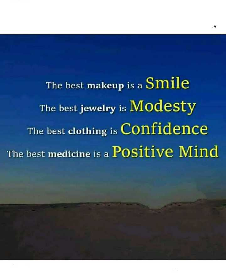 ✍️ ಡಾ.ಅಬ್ದುಲ್ ಕಲಾಮ್ ನುಡಿಗಳು - The best makeup is a Smile The best jewelry is Modesty The best clothing is Confidence The best medicine is a Positive Mind - ShareChat