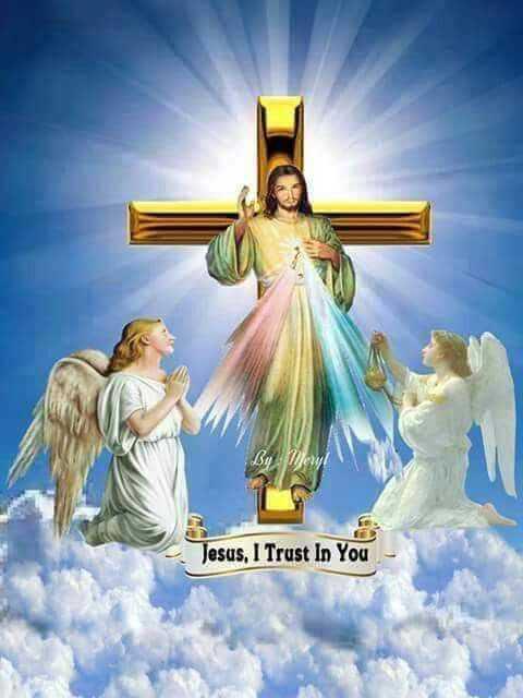 ✝️येशू प्रेयर - Jesus , I Trust In You - ShareChat