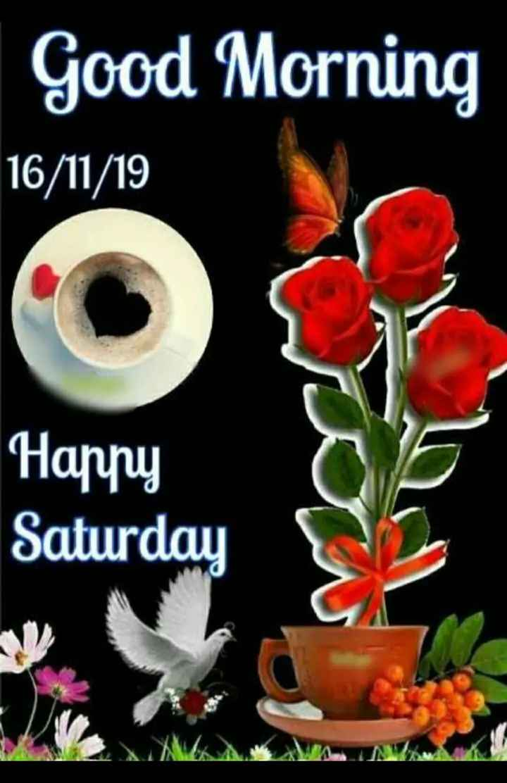 ✨शनिवार स्पेशल - Good Morning 16 / 11 / 19 Saturday - ShareChat