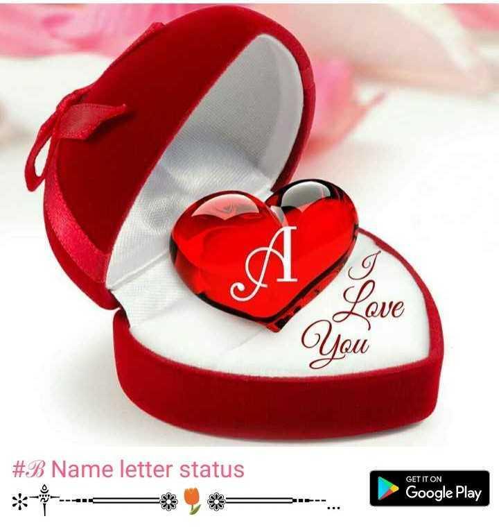 ✨🎊আসছে ধামাকা 🎇🎉 - # B Name letter status GET IT ON Google Play - ShareChat