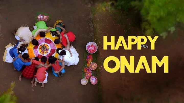 ✨ ഓണാശംസകള് - ms HAPPY ONAM - ShareChat