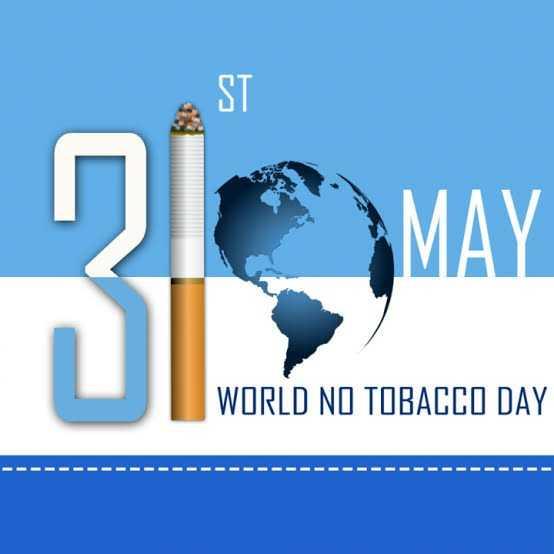 ❌ विश्व तंबाकू निषेध दिवस - WORLD NO TOBACCO DAY - ShareChat