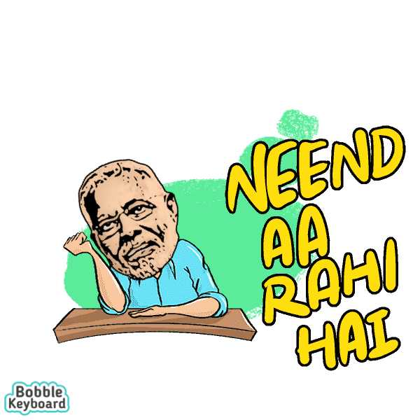 ❓अपने मित्रों को कैसे रेफर करें - NEEND ROHI HAL Bobble Keyboard - ShareChat
