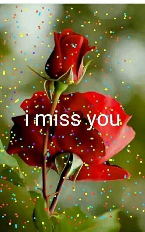 ❤️ প্ৰেমৰ উক্তি - i miss you - ShareChat