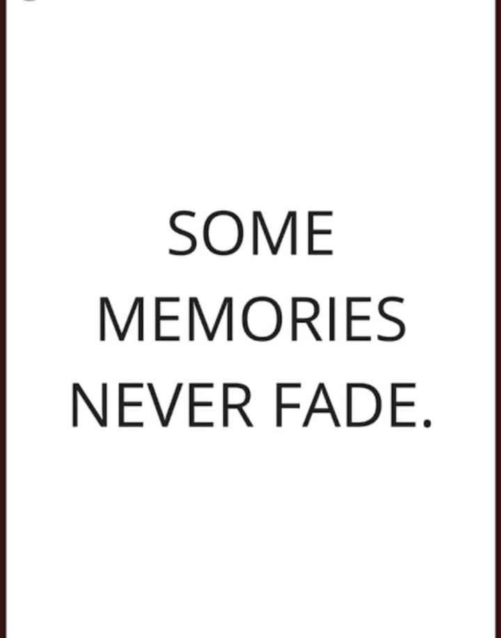 ❤️ లవ్ - SOME MEMORIES NEVER FADE . - ShareChat
