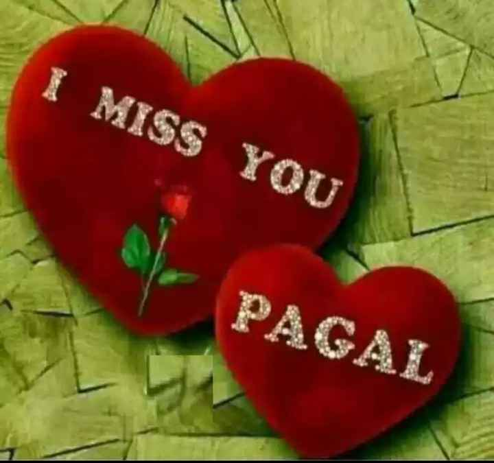 ❤ Miss you😔 - I MISS YOU PAGAL - ShareChat