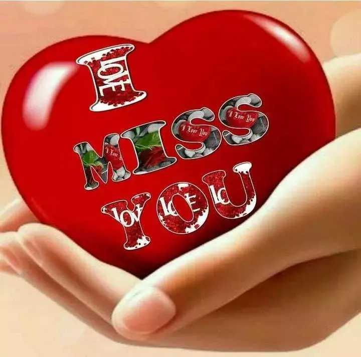 ❤ Miss you😔 - I Low Dlow MISS - ShareChat