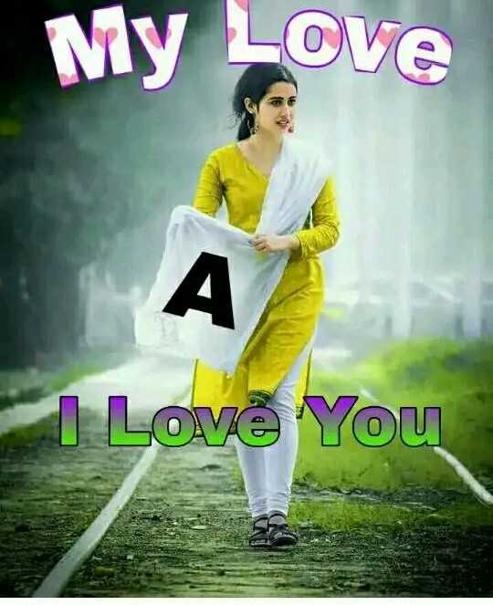 ❤a❤ - My Love I Love You - ShareChat