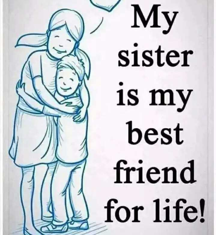 ❤👭akka thangai😍👭 - My sister is my best friend for life ! - ShareChat