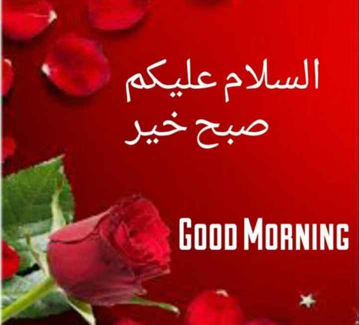 ☪️इबादत - السلام علیکم صبح خير GooD MORNING - ShareChat