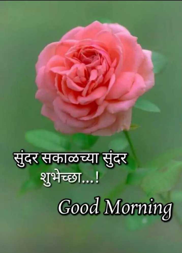 ☀️गुड मॉर्निंग☀️ - सुंदर सकाळच्या सुंदर शुभेच्छा . . . ! Good Morning - ShareChat