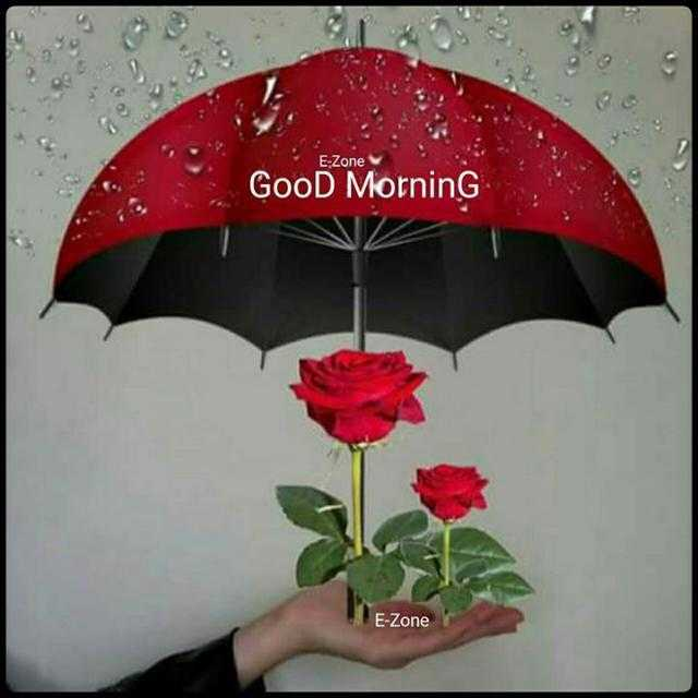 ☂️छत्री दिवस - E - Zone Good Morning E - Zone - ShareChat