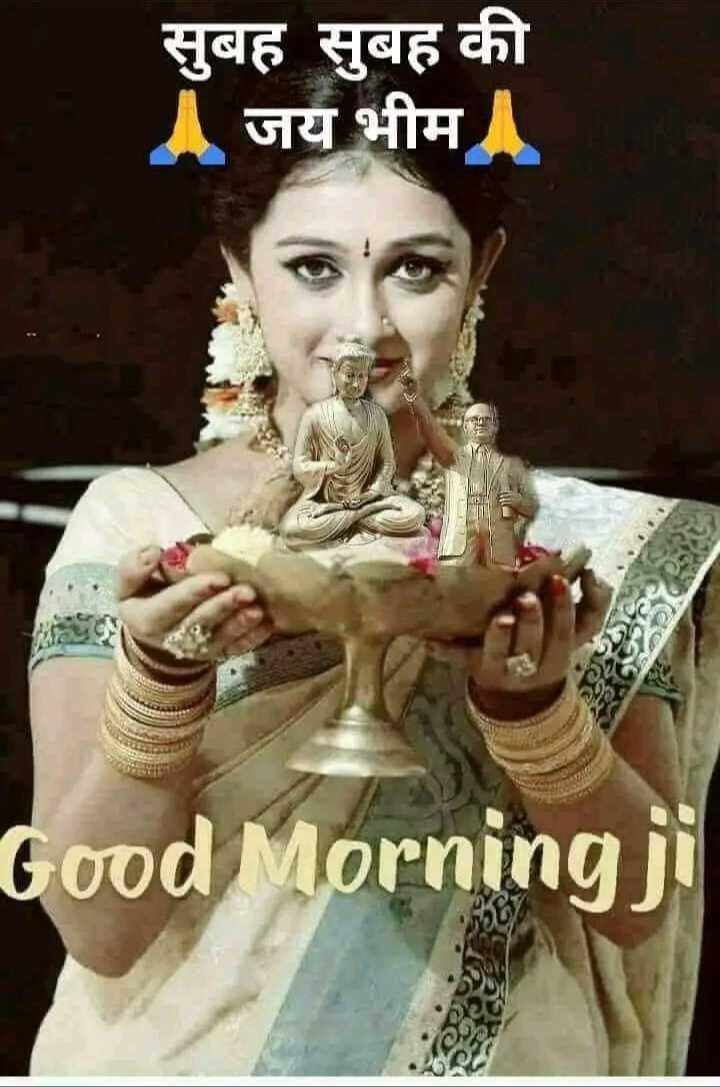 ☸️जय भीम - सुबह सुबह की जय भीम Good Mornings - ShareChat