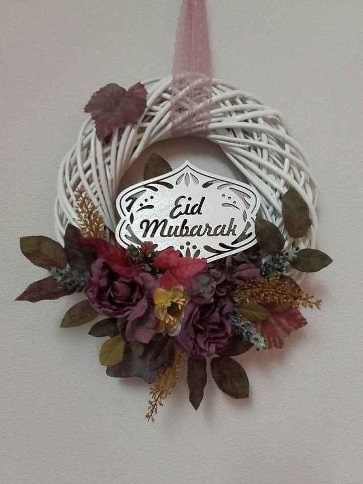 🗓️रमज़ान कैलेंडर - T : Eid is ( Mubarak - ShareChat