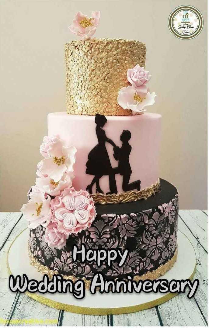 🖊️ लव शायरी और status ❤️ - Sery Chan Cabel Happy Wedding Anniversary TO - ShareChat
