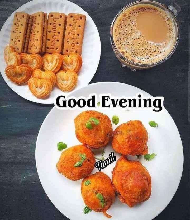 ☕️மாலை வணக்கம் - one lwa inga boulo Good Evening Tamil - ShareChat