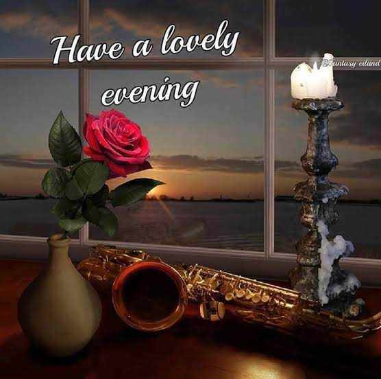 ☕️மாலை வணக்கம் - Have a lovely dantasy ciland evening - ShareChat