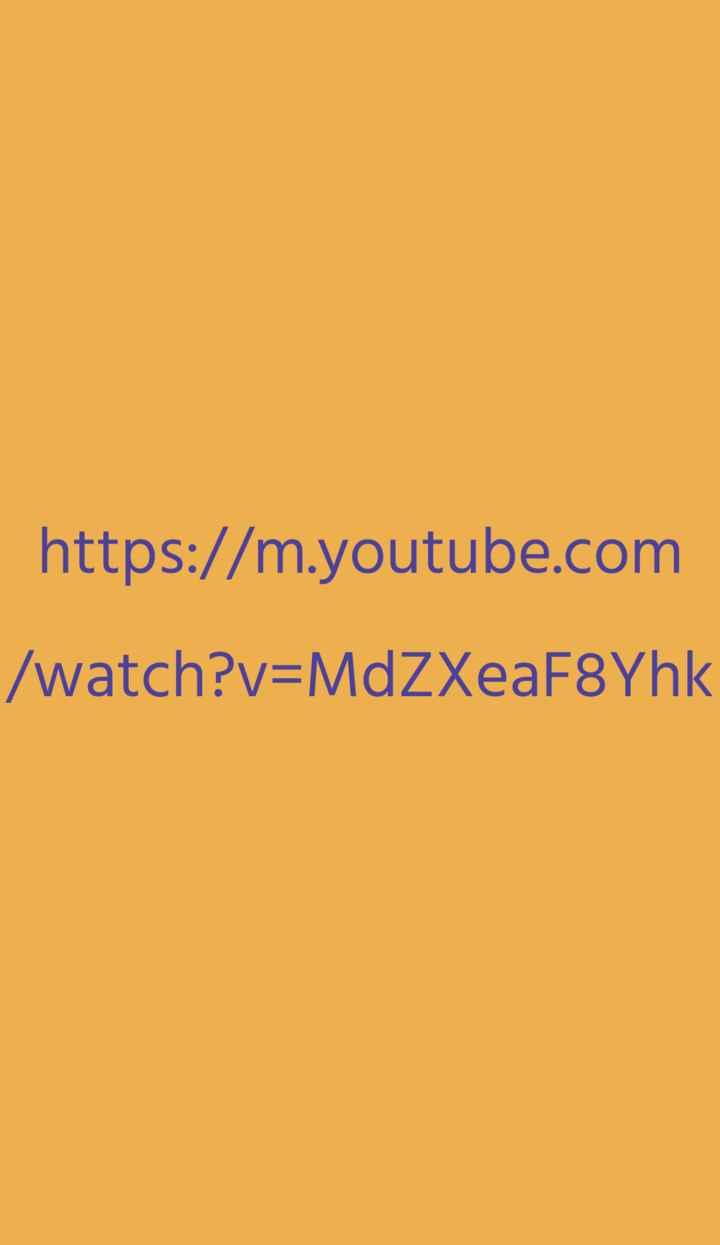 🗣️డబ్స్మాష్ వీడియోస్ 📸 - https : / / m . youtube . com / watch ? v = MdZXeaF8Yhk - ShareChat