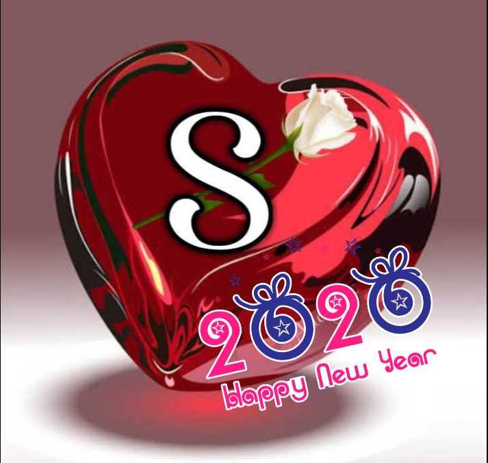 🅿️నా పేరులోని మొదటి అక్షరం - bappy New Year - ShareChat