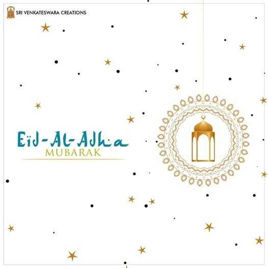 🇹🎞️సినిమా ప్రపంచం - SRI VENKATESWARA CREATIONS Oo oo Eid - Al - Adhia MUBARAK . 0000 0000 - ShareChat