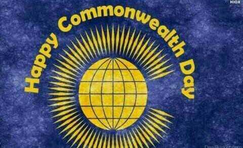 🏋️♂️ कॉमनवेल्थ डे - HIOX nwealth common Happy c ih Day - ShareChat