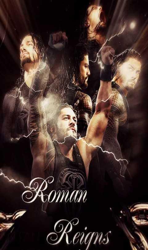 🏋️♂️ ரோமன் ரெஜின்ஸ் - Roman Reigns - ShareChat