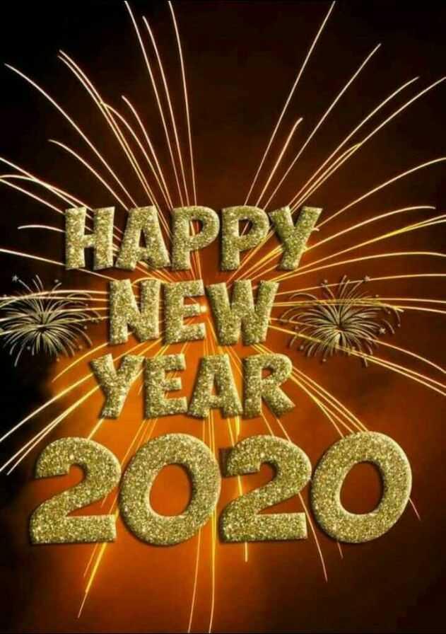 🥳️ Happy New Year - HAPDZ NEUE YEAR 2020 - ShareChat