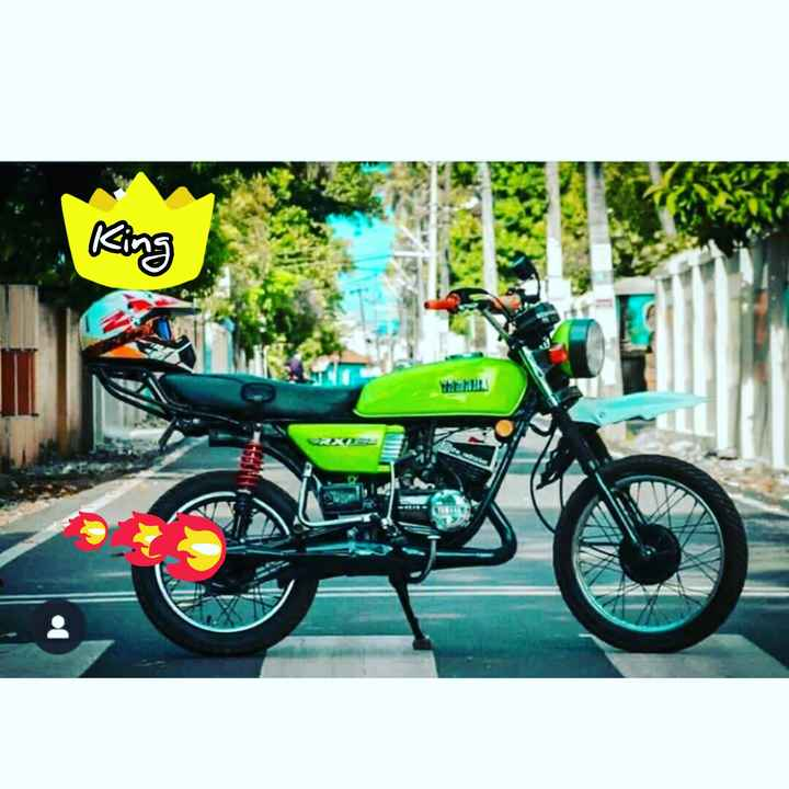 🏍️ RX100 - King - ShareChat