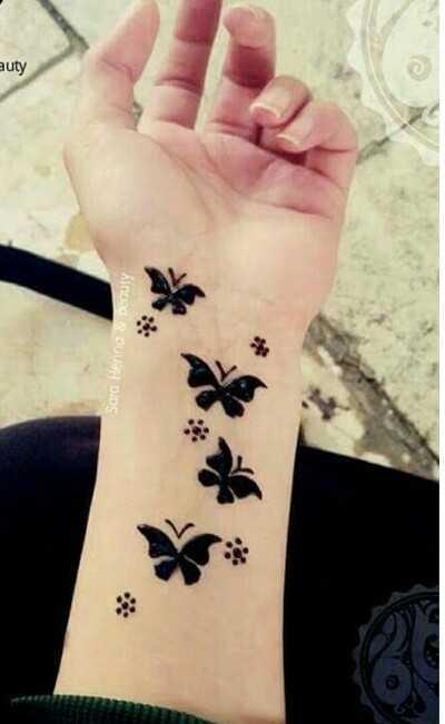 ♠️Tatoo♣️ - auty Scra Henna Beauty - ShareChat
