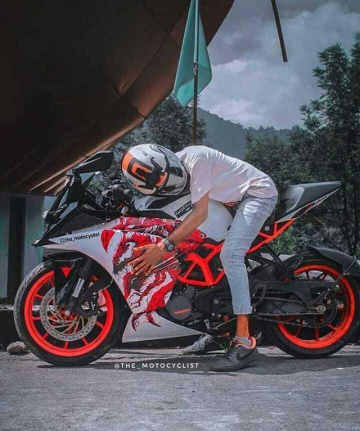 🏍️ bullet ❣️ - the motocyclist @ THE _ MOTOCYCLIST - ShareChat