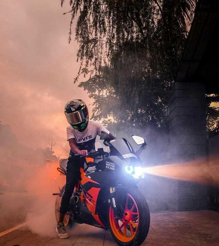 🏍️ ktm - Levi ' s My MOTOR CL - ShareChat