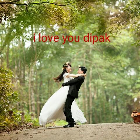 love - i love you dipak - ShareChat