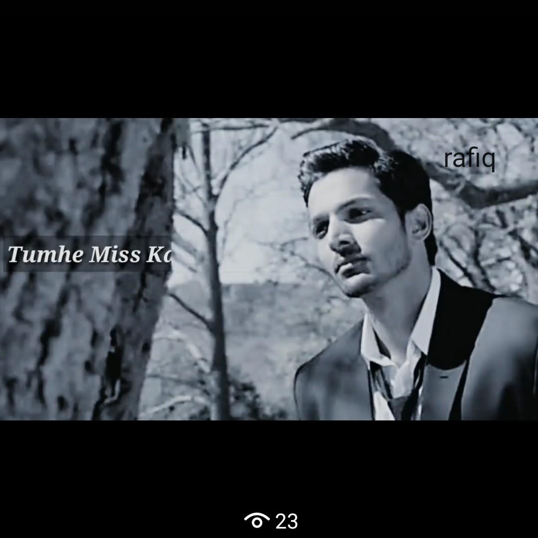 🎂ಲೂಸ್ ಮಾದ ಯೋಗಿ ಹುಟ್ಟುಹಬ್ಬ - rafiq Tumhe Miss Ko o 23 - ShareChat