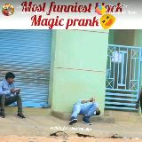 लहरदार वीडियो - UHE ATOA y alakwindere Most funniest I ark Magic prank ηριου on : ShareChat Octou dps - ShareChat