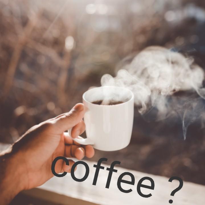 good evening ☕️ - coffee ? - ShareChat