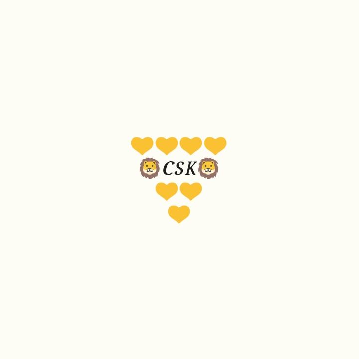 💛 ચેન્નાઈ સુપર કિંગ્સ - CSKO - ShareChat