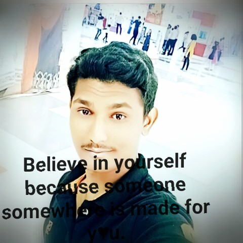 my attitude my life - Believe in yourself bec : use someone somewho is made for vu . - ShareChat